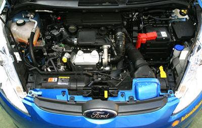 Batteria Auto per FORD Fiesta Mk6 Hatchback (JA8, JR8 ...