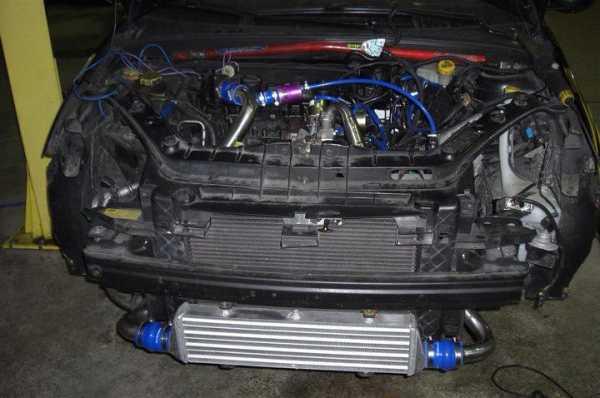 Intercooler per FORD Fiesta Mk5 Hatchback (JH1, JD1, JH3 ...